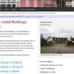 British Listed Buildings